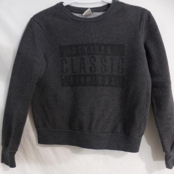ABERCROMBIE & FITCH sweatshirt BNWOT XS
